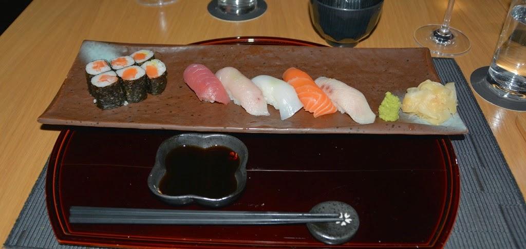 Restaurant Tatsu Kuala Lumpur sushi