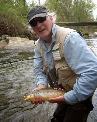 Country Club Brown Trout