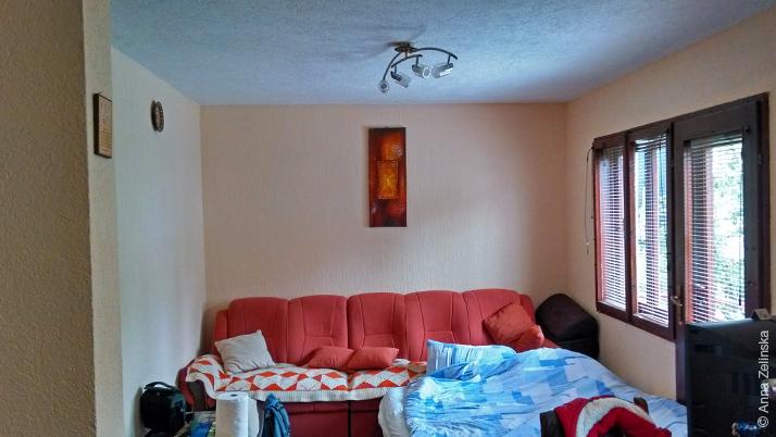 Комната с кухней, Жабляк