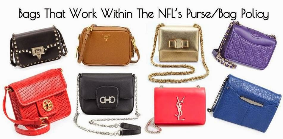 NFL Bag Policy, AT&T Purse Policy, NFL Purse Policy