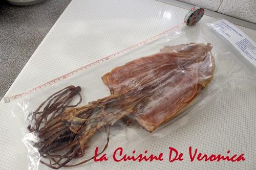 La Cuisine De Veronica 土魷