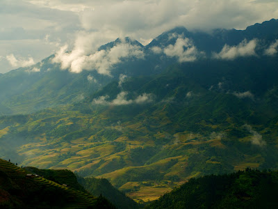 Valle de Cat-Cat en Bac Ha