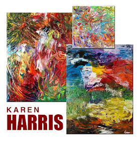 June Demo by Karen Harris