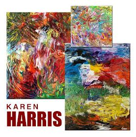 June Demo by Karen Harris