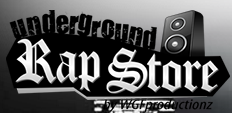Underground Rap Store  by WGF productionz