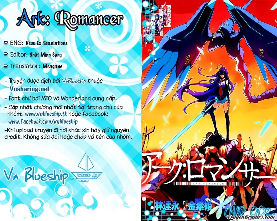 Ark:romancer Chap 2 - Next Chap 3