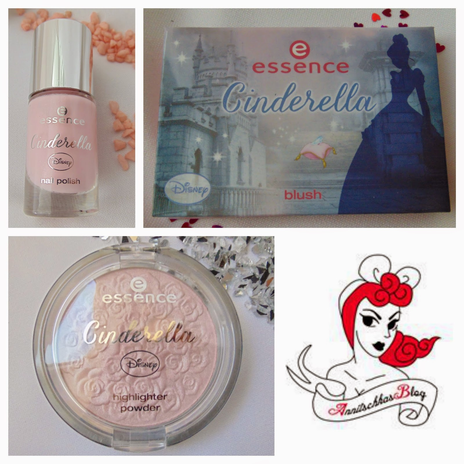 Essence: Cinderella Limited Edtion - www.annitschkasblog.de