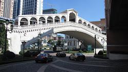 A famous Venetian Bridge.