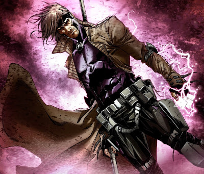 Gambit Character Review (Cool Picture)