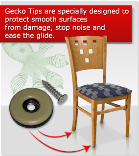 Genial Chair Glides For Wood Floors