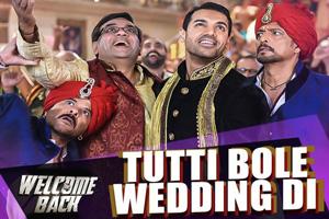 Tutti Bole Wedding Di