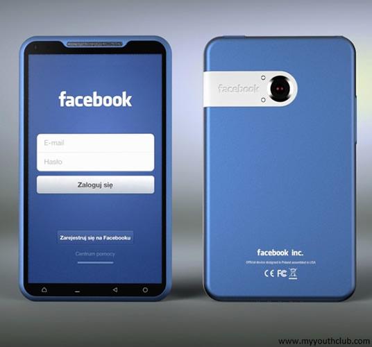 Blog info.Tecnologia Movil  2015: Nuevo Celular Facebook para el 2013