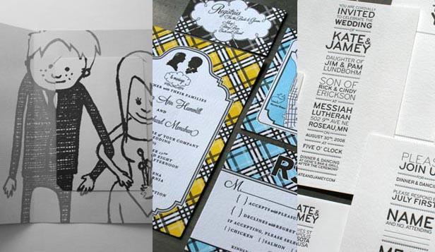tarjeta de invitacion de bodas