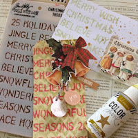 Tim Holtz stamps and stencils