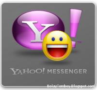 Cara Memasang Icon YM di Blog