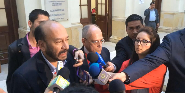 José Obdulio Gaviria y Alfredo Rangel senadores