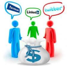 Guadagnare con Facebook, Twitter ed i Social Networks