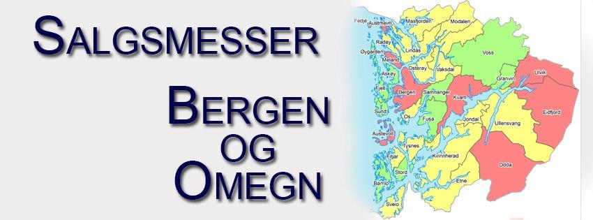 Salgsmesser Bergen og Omegn