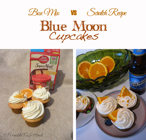 Blue Moon Cupcake Recipe Face-off | Tried & Twisted