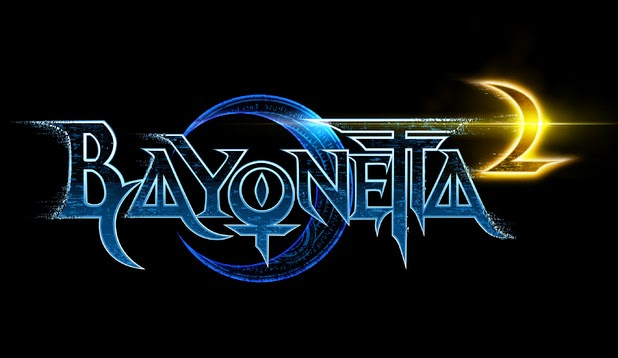 Bayonetta 2 developed by platinum games logo