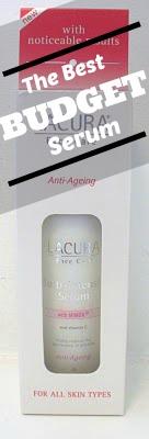 Aldi Lacura Anti Aging Serum