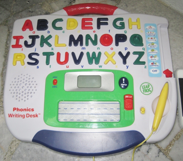 Juaimurah Leapfrog Phonics Writing Desk