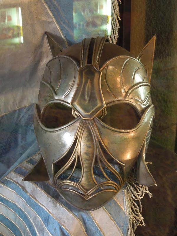 John Carter Helium soldier helmet