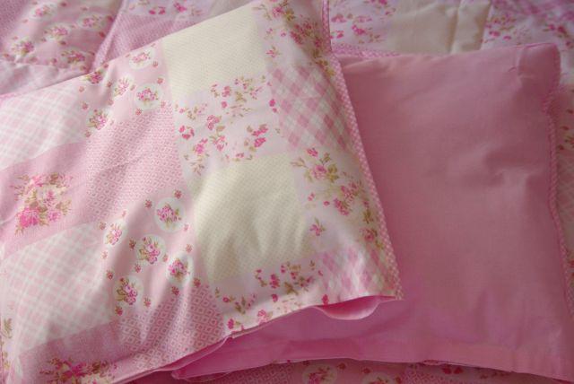 poduszki dla dziewczynki