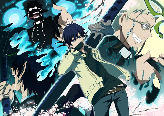 Ao no Exorcist Wallpaper 0022