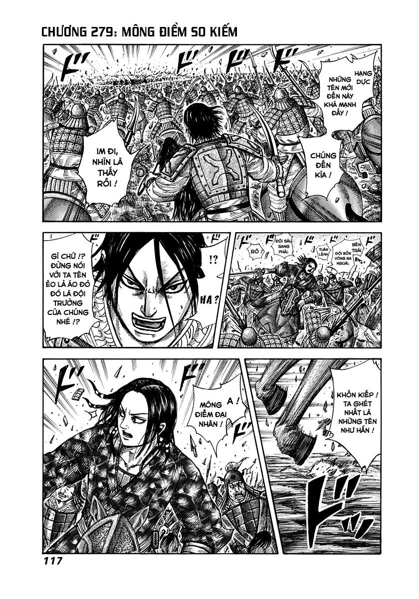 Kingdom - Vương Giả Thiên Hạ Chapter 279 page 2 - IZTruyenTranh.com