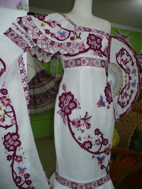 Vestido Tipico De Panama