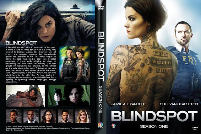 Capa Blindspot Season One