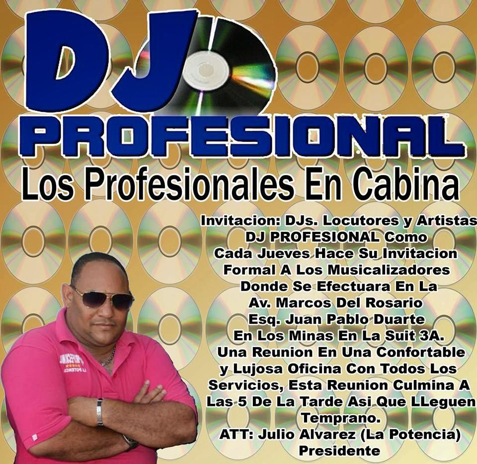 Los Profesionales En Cabina