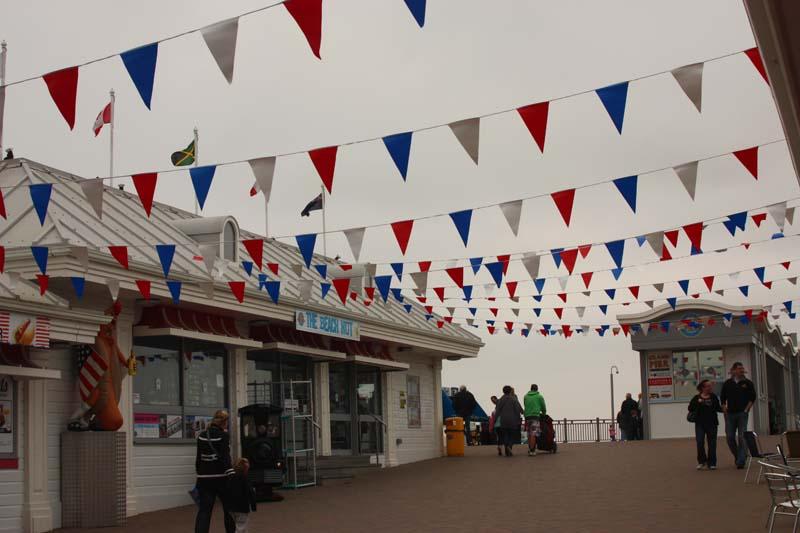 A2K - A Seasonal Veg Table: Seaside Days - Weston-super-Mare