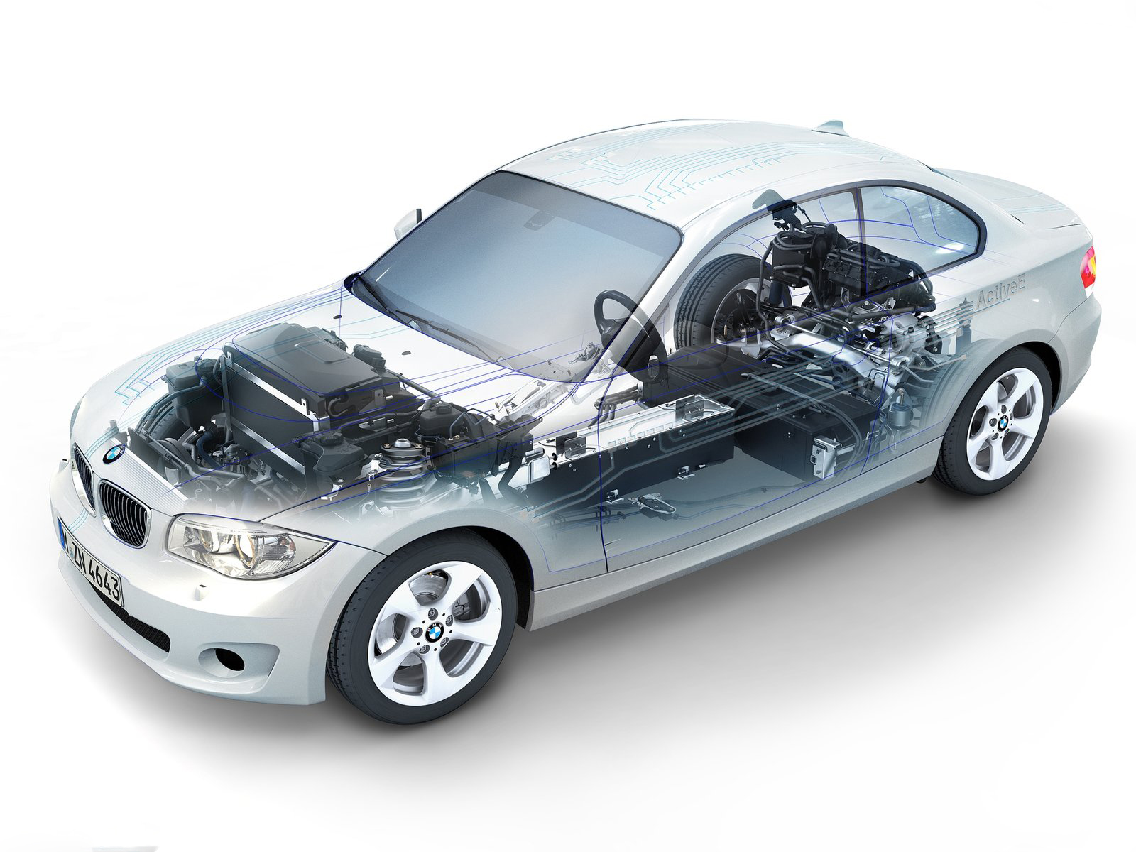 Automotive Database: BMW ActiveE