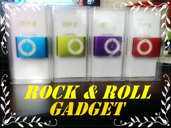 Rock & Roll Gadget