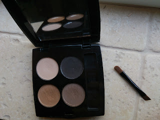 HD Eye and Brow Palette HD Brows Foxy Bombshell Vamp