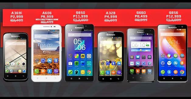 Lenovo Mobile Phones Price List Prices In Philippines