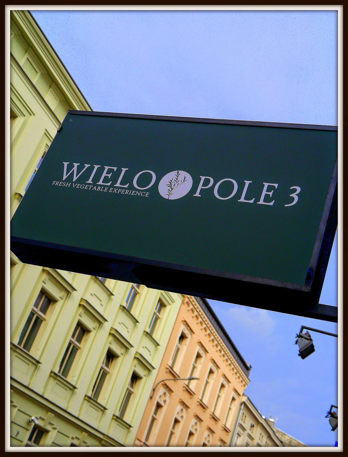 Wielopole 2, Restauracja Wegetariańska