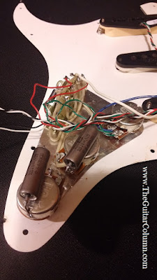 Stratocaster wiring
