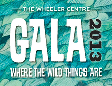 The Wheeler Centre's Gala, 2013