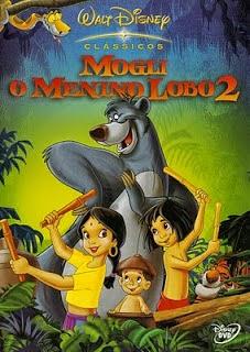 Mogli 2 – O Menino Lobo Dublado