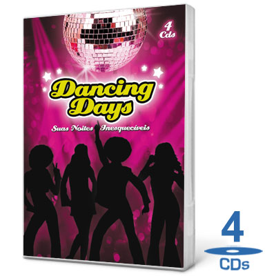 Download  musicasBAIXAR CD Box Dancing Days
