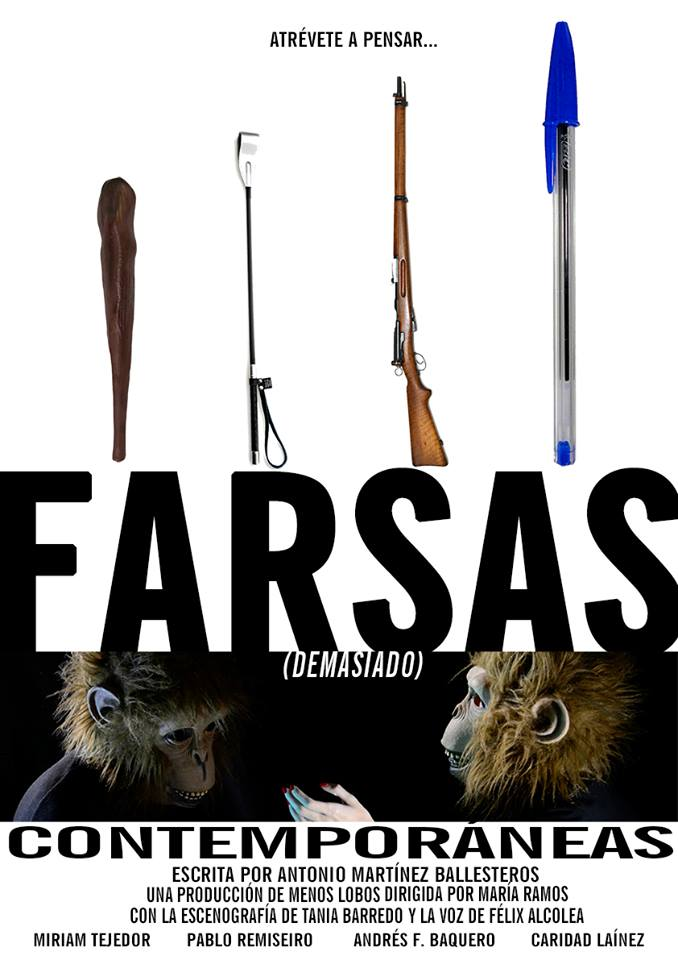 Farsas Contemporáneas