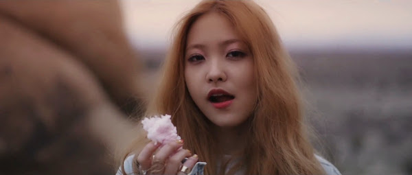 Red Velvet Yeri Ice Cream Cake