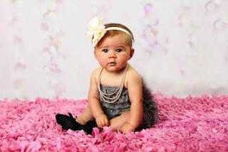 Foto Gambar Bayi Lucu dan Cantik