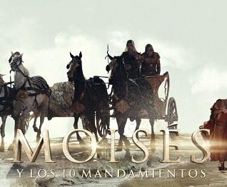 Moisés y Los Diez Mandamientos Capitulos