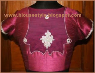 netted clothing EMBROIDERY blouse
