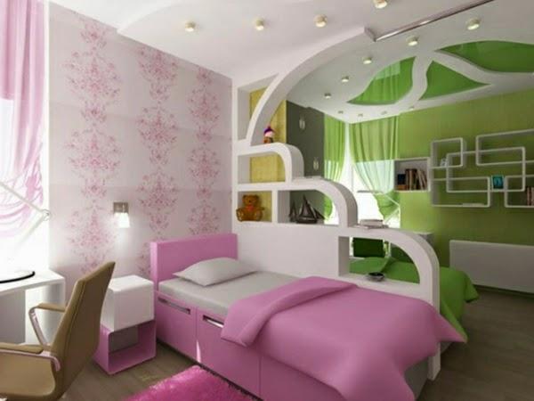 Dise os de cuartos para dos ni os dormitorios colores y - Habitacion para dos ninos ...