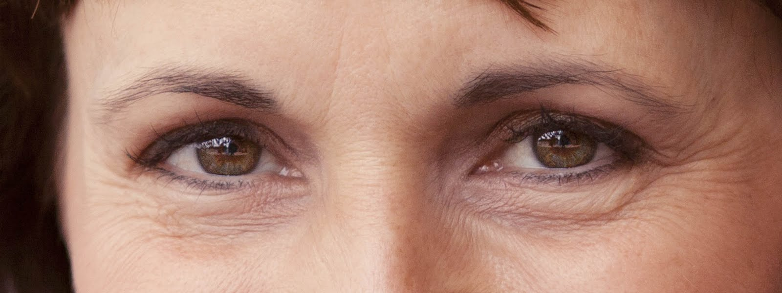an analysis of gathering wrinkles around the eyes Face-reading: an advantage in business  the wrinkles around the corners of our eyes that we call crows feet are  interview or social gathering,.